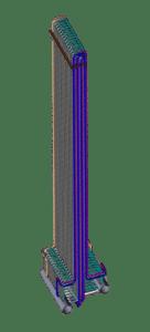 Поверхности нагрева и элементы котлов